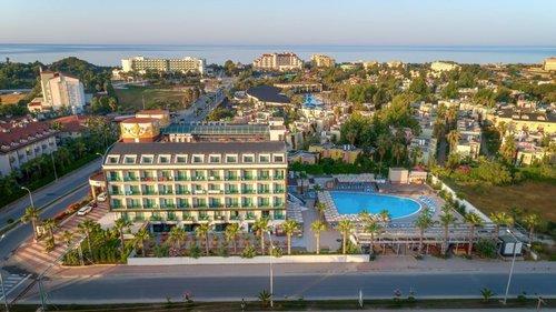 Тур в Orfeus Park Hotel 4☆ Турция, Сиде