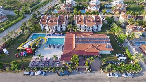 Горящий тур в Nazar Garden Hotel 3☆ Турция, Фетхие
