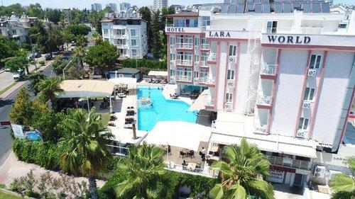 Гарячий тур в Lara World Hotel 3☆ Туреччина, Анталія