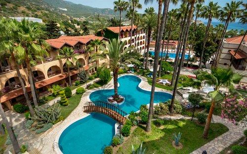 Тур в Green Paradise Beach Hotel 4☆ Туреччина, Аланія