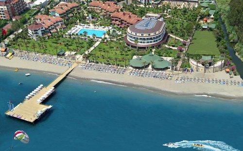 Тур в Saphir Hotel 4☆ Турция, Алания