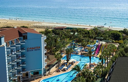 Тур в Caretta Beach Hotel 4☆ Турция, Алания