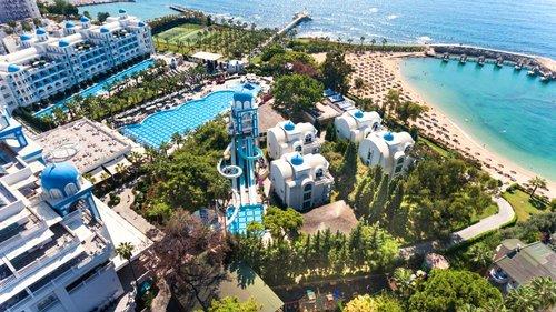 Тур в Rubi Platinum Spa Resort & Suites 5☆ Турция, Алания