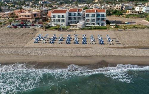 Тур в Iperion Beach Hotel 3☆ Греция, о. Крит – Ретимно