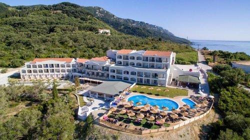 Горящий тур в Saint George Palace Hotel 4☆ Греция, о. Корфу