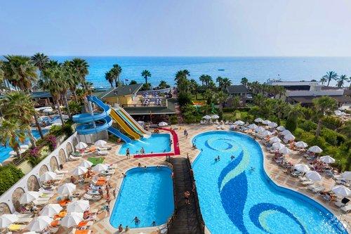 Тур в Holiday Garden Resort 5☆ Туреччина, Аланія