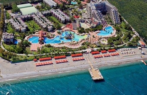 Тур в Limak Limra Hotel & Resort 5☆ Туреччина, Кемер