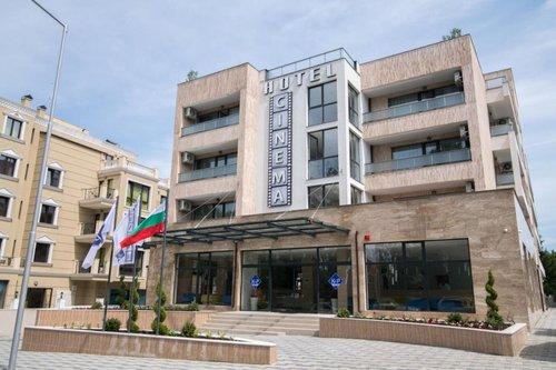 Тур в Cinema Hotel 3☆ Болгария, Приморско