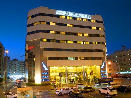Тур в Aravi Hotel 4☆ ОАЭ, Дубай