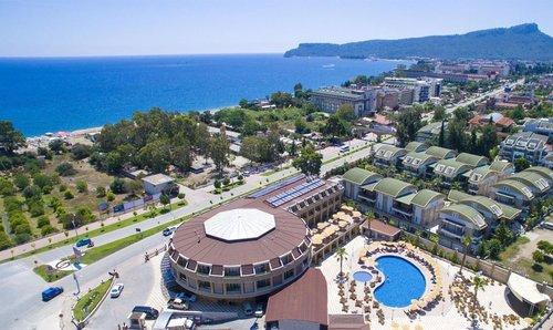 Тур в Elamir Resort Hotel 4☆ Турция, Кемер