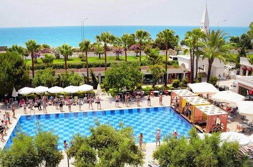Тур в Club Sea Time 4☆ Туреччина, Аланія