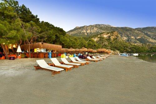Тур в Green Pine Beach & Bungalows 4☆ Туреччина, Фетхіє