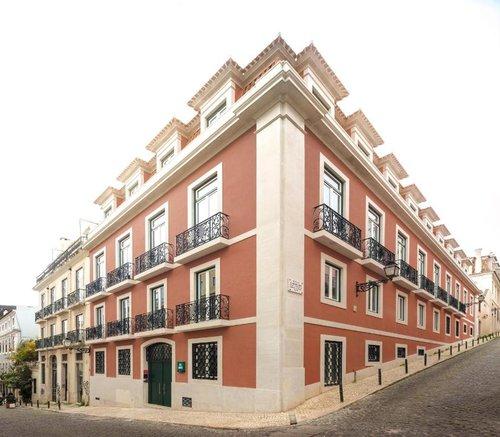 Тур в Lisbon Serviced Apartments Chiado Emenda 4☆ Португалия, Лиссабон
