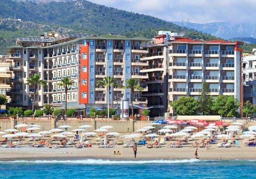 Тур в Monart City Hotel 4☆ Турция, Алания