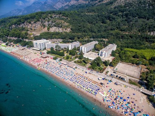 Тур в Korali Hotel 3☆ Чорногорія, Сутоморе