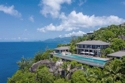 Тур в Four Seasons Resort Seychelles 5☆ Сейшельские о-ва, о. Маэ