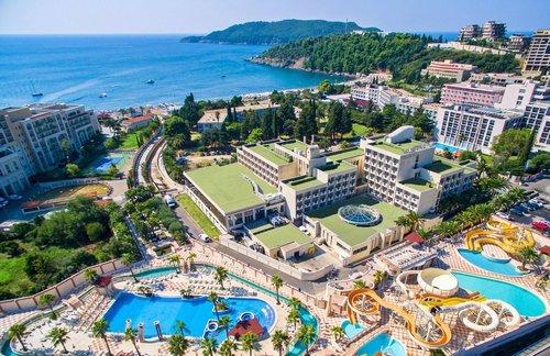 Гарячий тур в Mediteran Hotel 4☆ Чорногорія, Бечичі