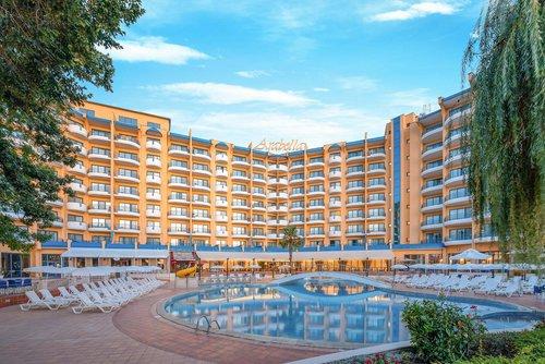 Тур в Grifid Arabella Hotel 4☆ Болгарія, Золоті піски