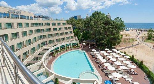 Тур в Jeravi Hotel 4☆ Болгария, Солнечный берег