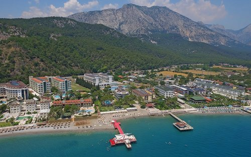 Тур в Dosinia Luxury Resort 5☆ Турция, Кемер