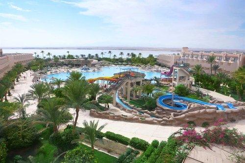 Тур в Otium Pyramisa Beach Resort 5☆ Египет, Хургада