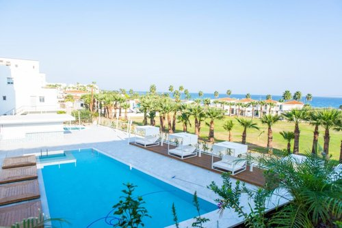 Горящий тур в Herbal Hotel 4☆ Кипр, Протарас