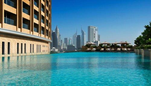 Тур в Address Dubai Mall 5☆ ОАЭ, Дубай