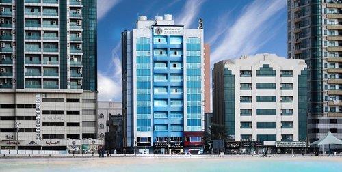 Тур в Mermaid Beach Hotel Ajman 2☆ ОАЭ, Аджман